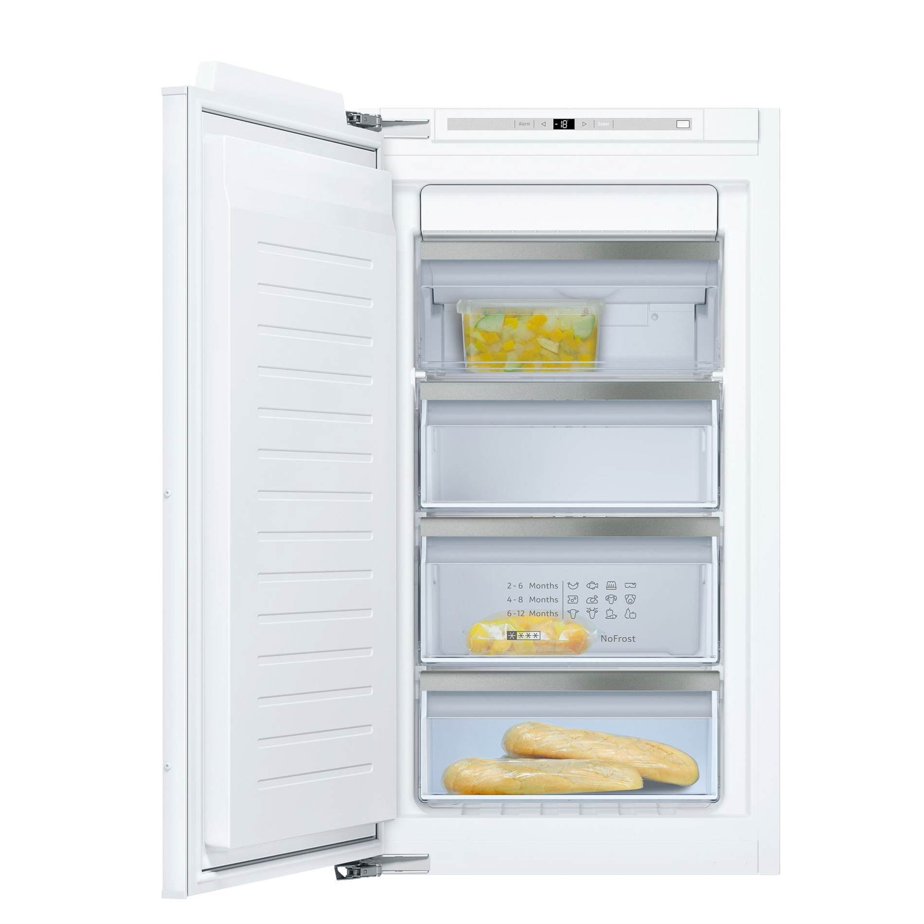 Picture of GI7313E30G Built-in Upright Freezer