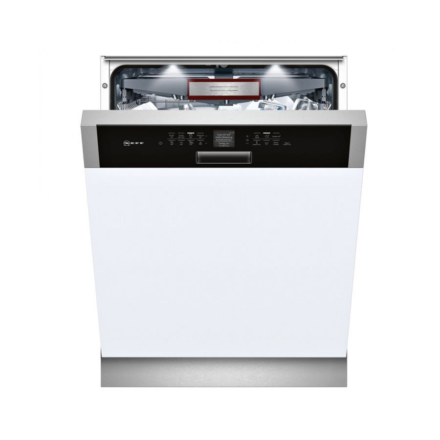 Picture of S416T80S0G Semi Integrated Dishwasher
