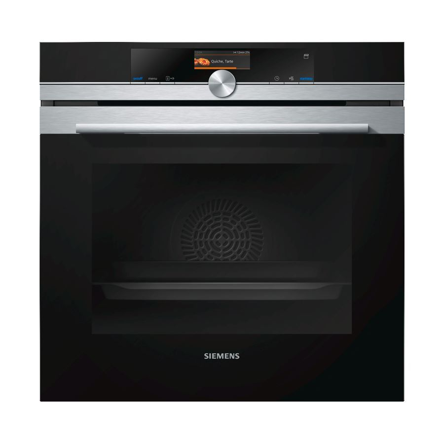Picture of HR676GBS6B Single Oven With Added Steam