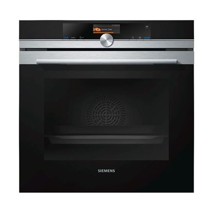 Picture of Siemens: HR676GBS6B Single Oven With Added Steam
