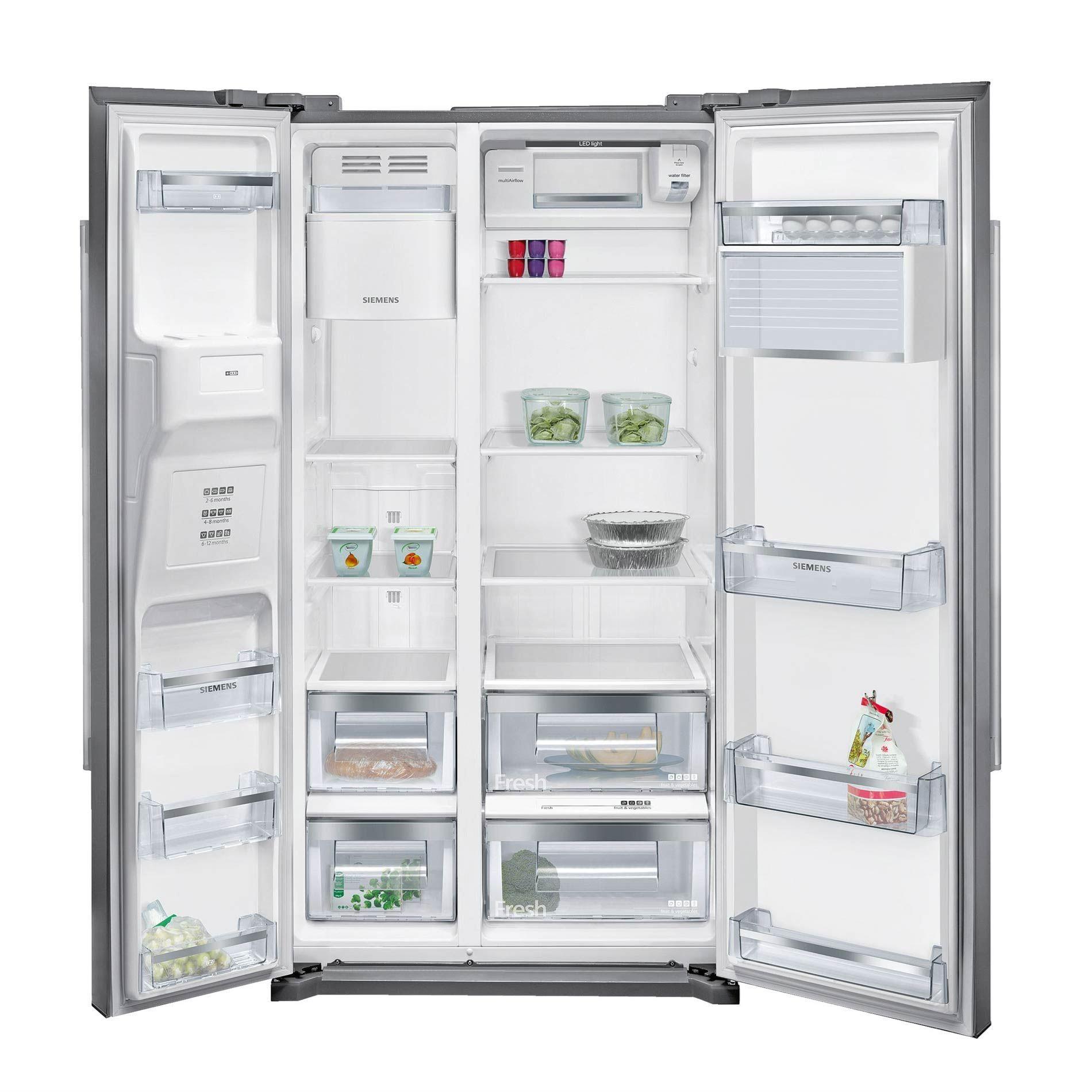 Picture Of KA90DVI20G American Fridge Freezer