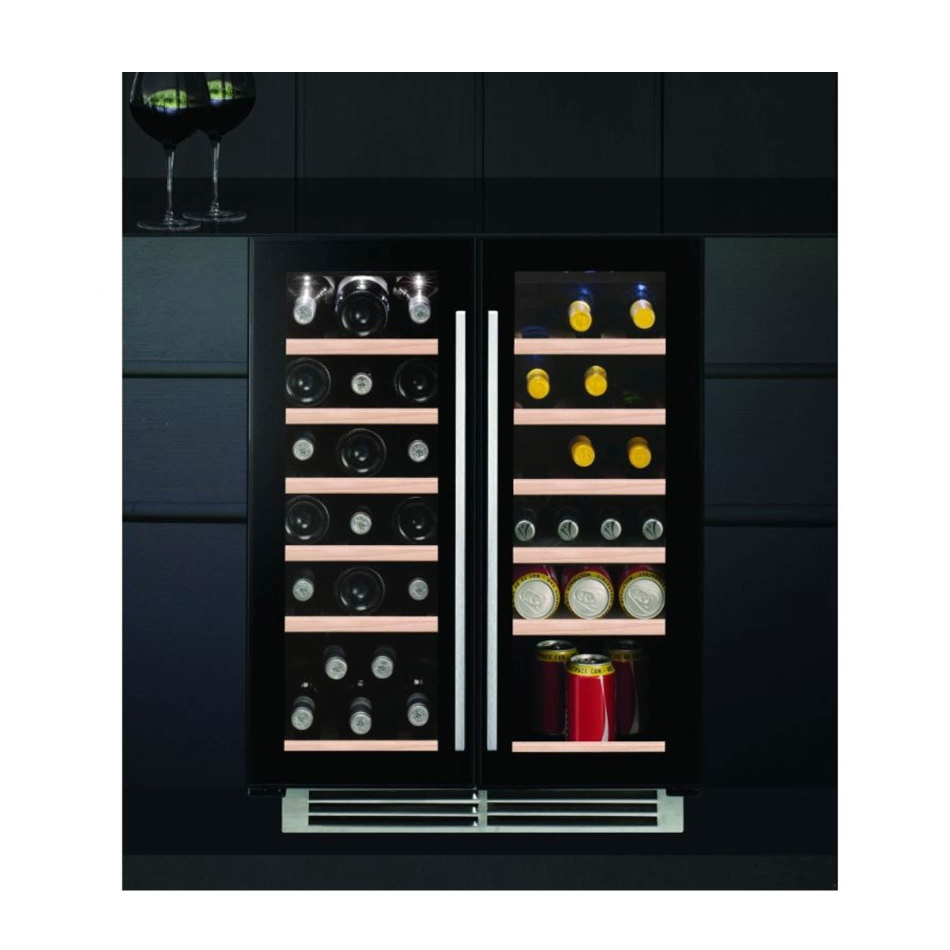 Caple Wi6233 Dual Zone Wine Cooler Appliance Source