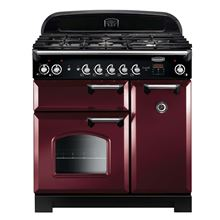 Picture of Classic 90 Cranberry Dual Fuel Range Cooker