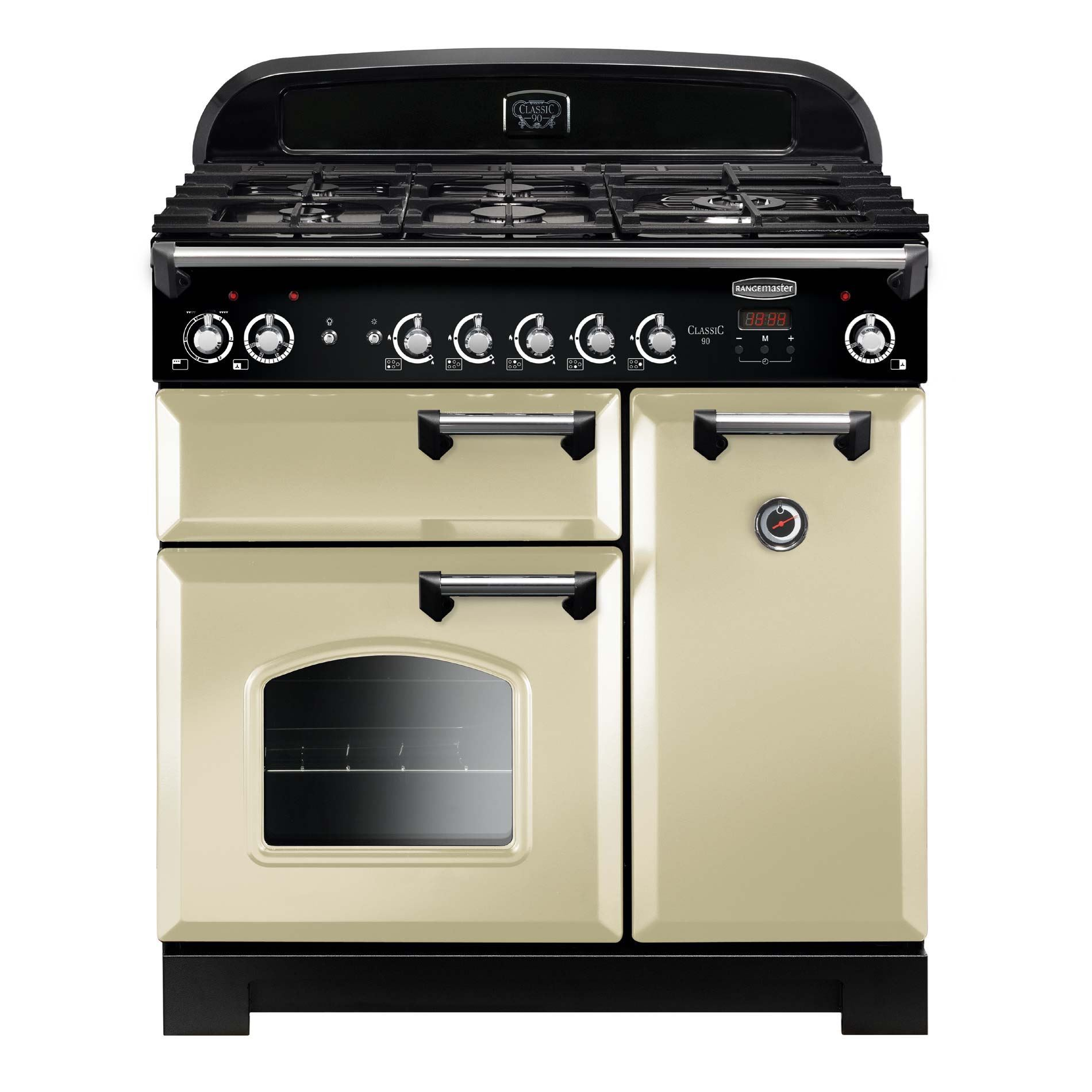 Picture of Classic 90 Cream Dual Fuel Range Cooker