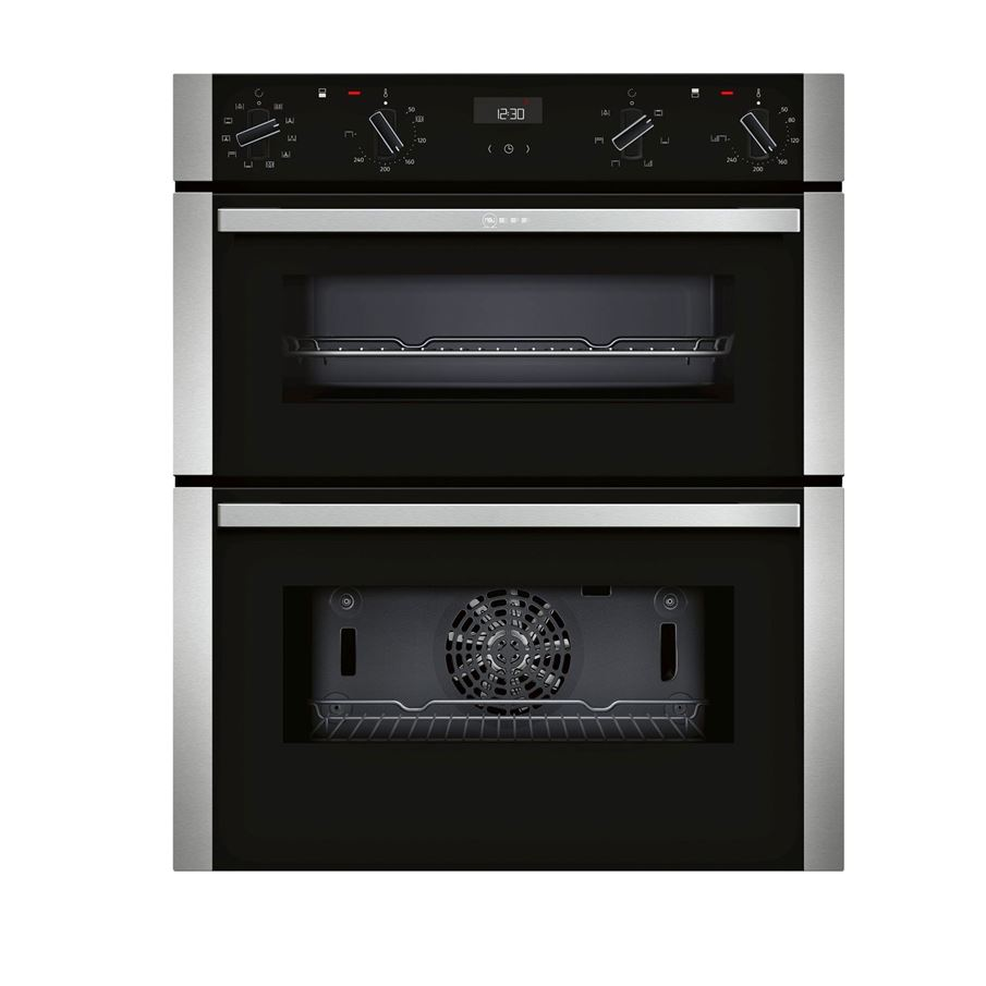 Neff J1ace4hn0b Built Under Double Oven Appliance Source