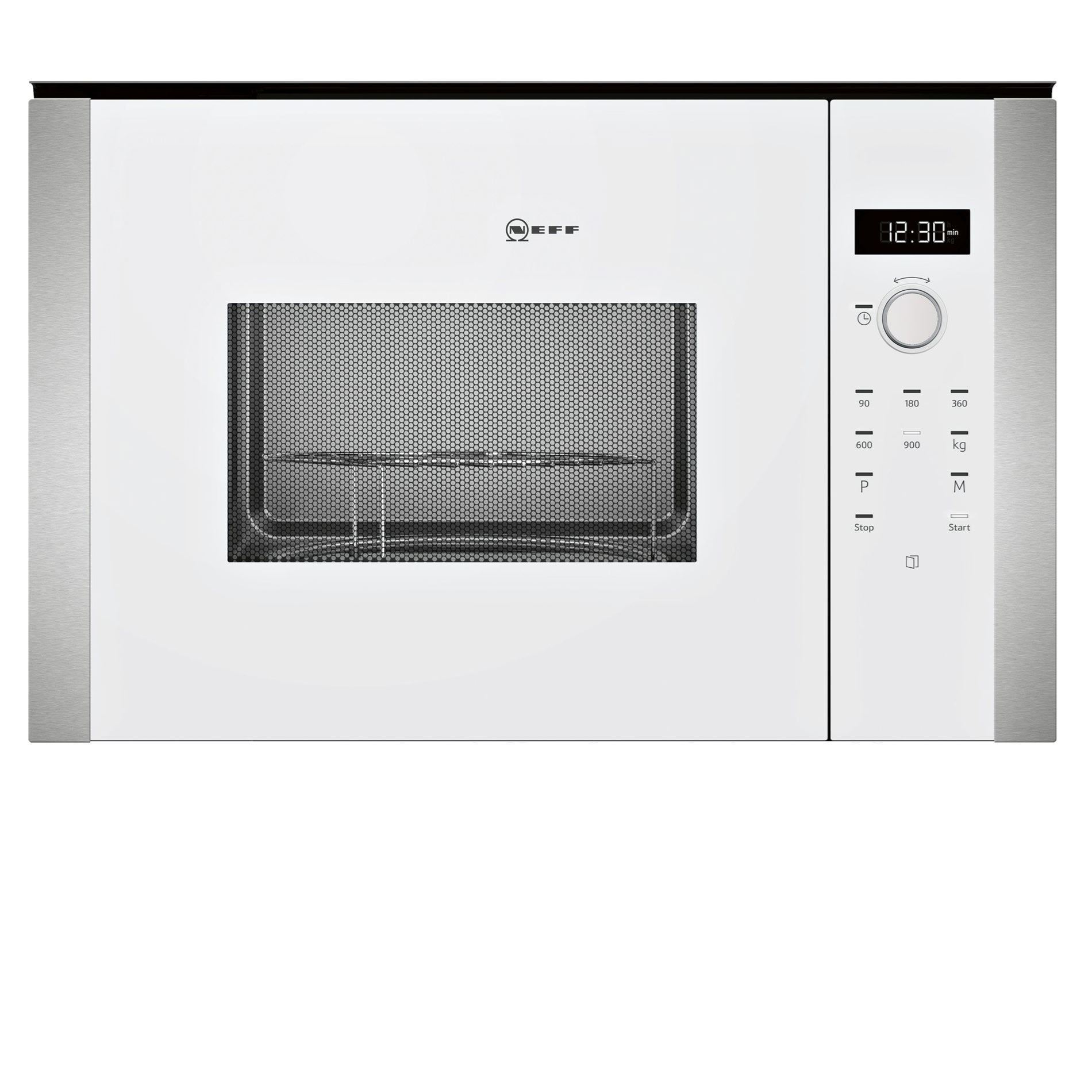 Picture of HLAWD53W0B Built-in Microwave Oven