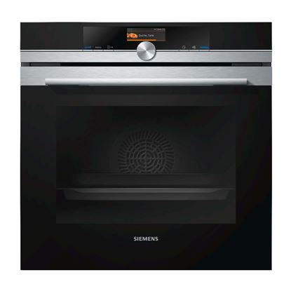 Picture of Siemens: HB656GBS6B Built In Single Oven