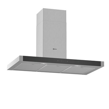 Picture of Neff: D94BHM1N0B Stainless Steel Chimney Hood