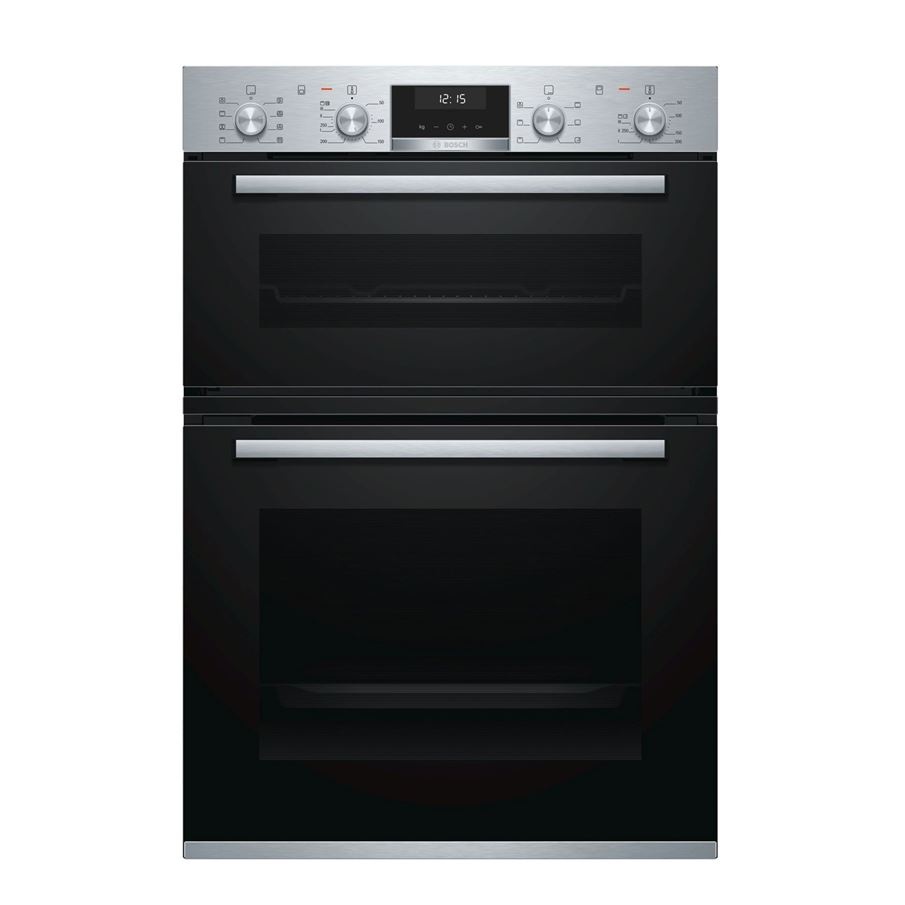 Bosch Mba5350s0b Built In Double Oven Appliance Source