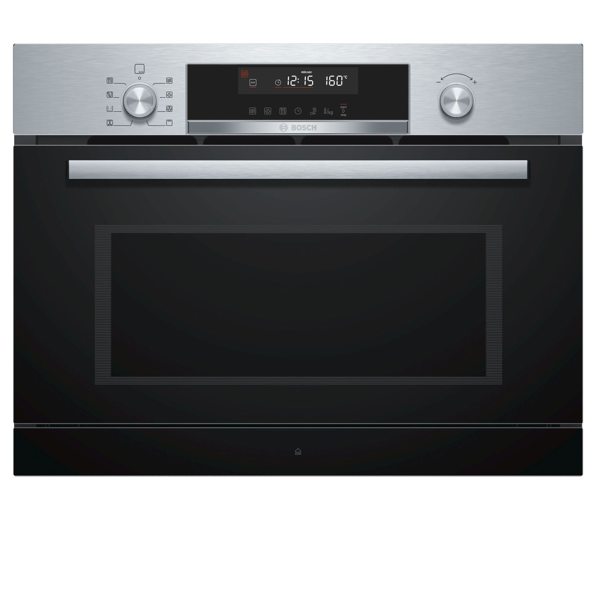 Bosch Cpa565gs0b Compact Combi Microwave Oven Appliance