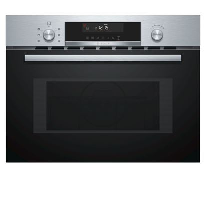 Picture of Bosch: CMA585MS0B Compact Combi Microwave Oven