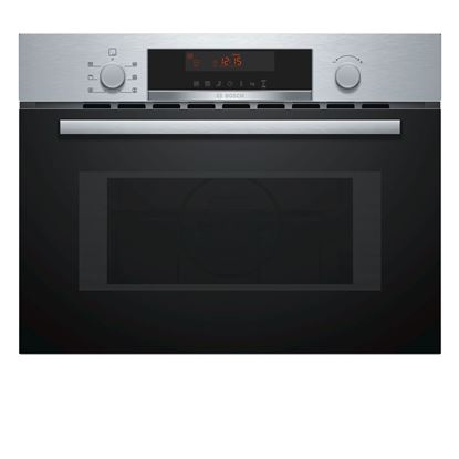 Picture of Bosch: CMA583MS0B Compact Combi Microwave Oven