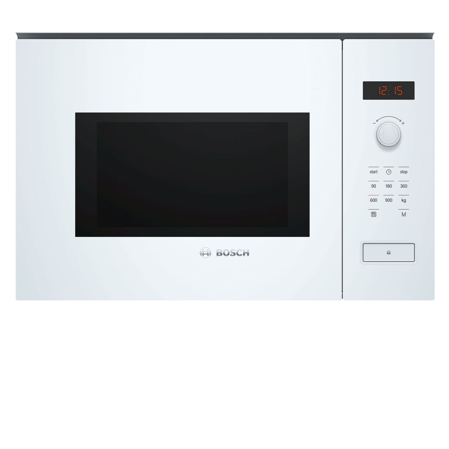 Picture of BFL553MW0B White Built-in Microwave Oven
