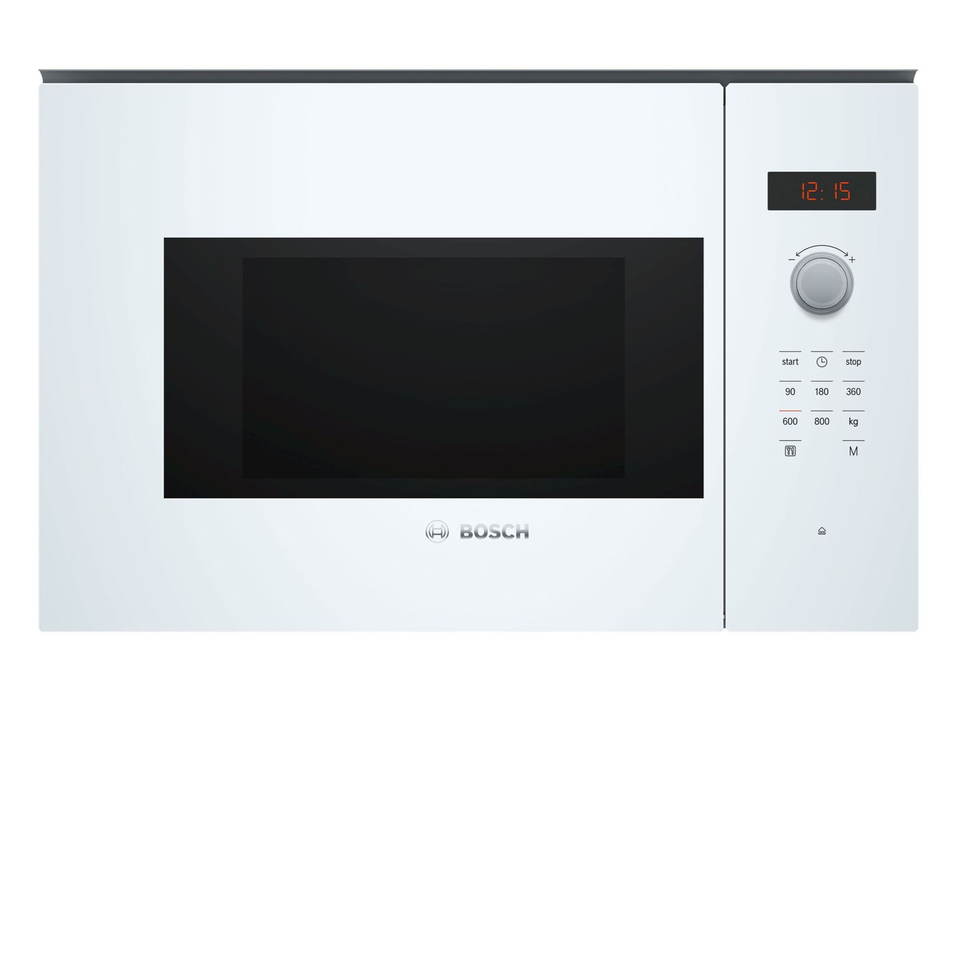 Picture of BFL523MW0B White Built-in Microwave