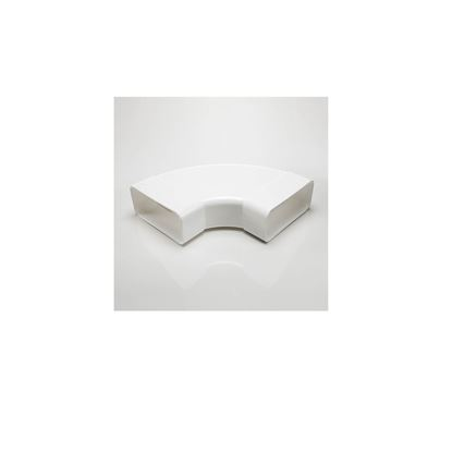 Picture of Elica: KIT0121016 Curved Ducting