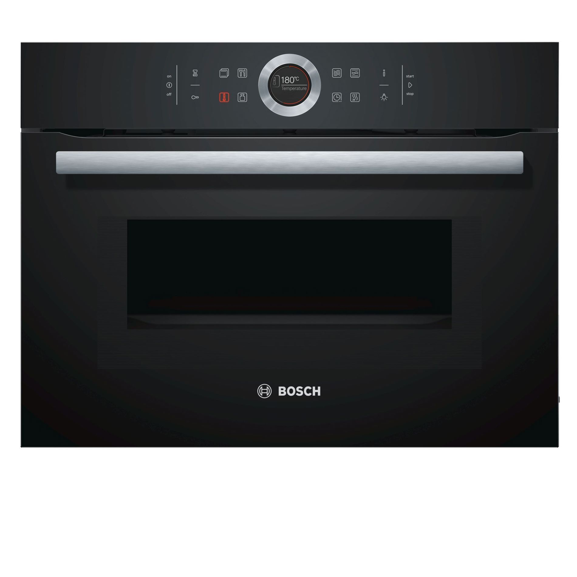 Picture of CMG633BB1B Black Compact Oven With Microwave