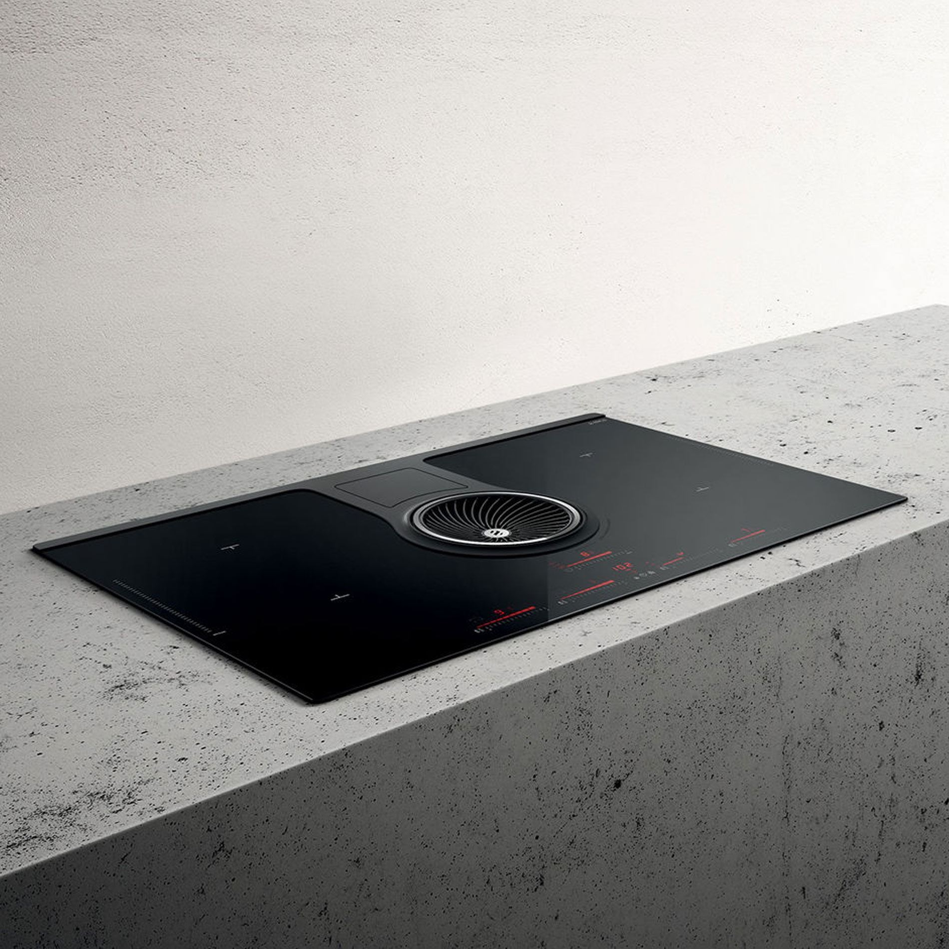 Picture of Nikolatesla Induction Hob - Ducted Out
