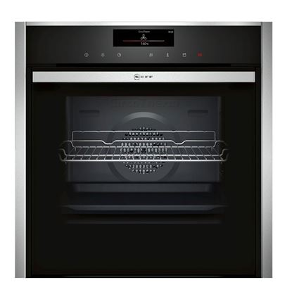 Picture of Neff: B48FT78H0B Full Steam Combination Oven