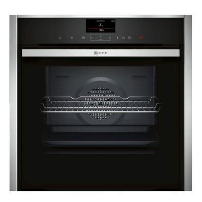 Picture of Neff: B47FS34H0B Full Steam Combination Oven