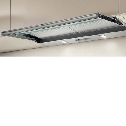 Picture of Elica: Sklock 90cm Telescopic Silver Hood