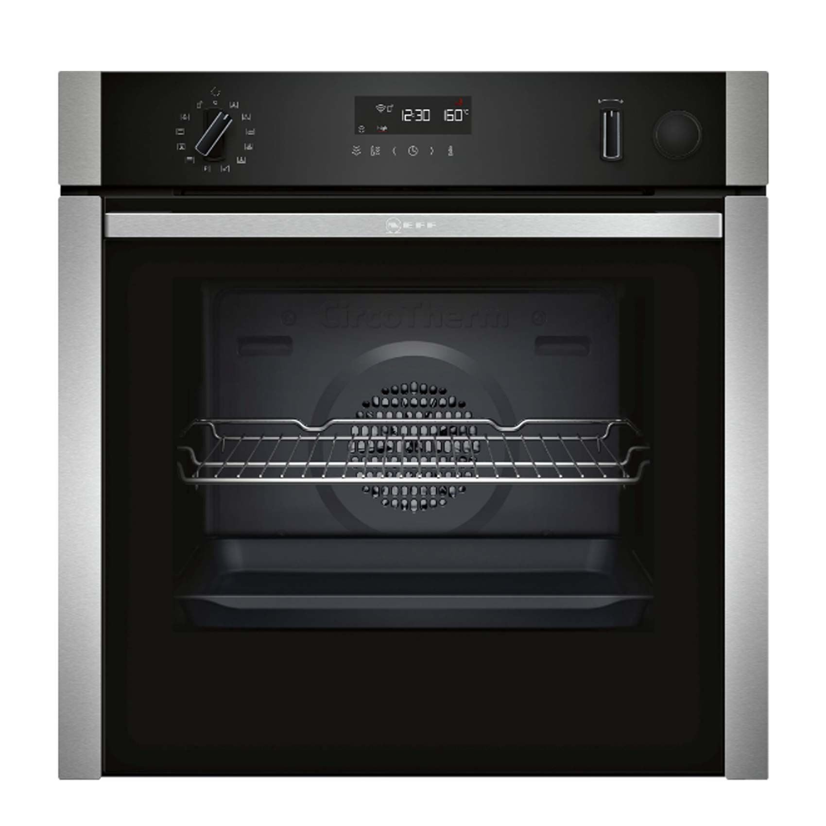 Picture of B5AVM7HH0B Built-in Single Oven With Steam Function