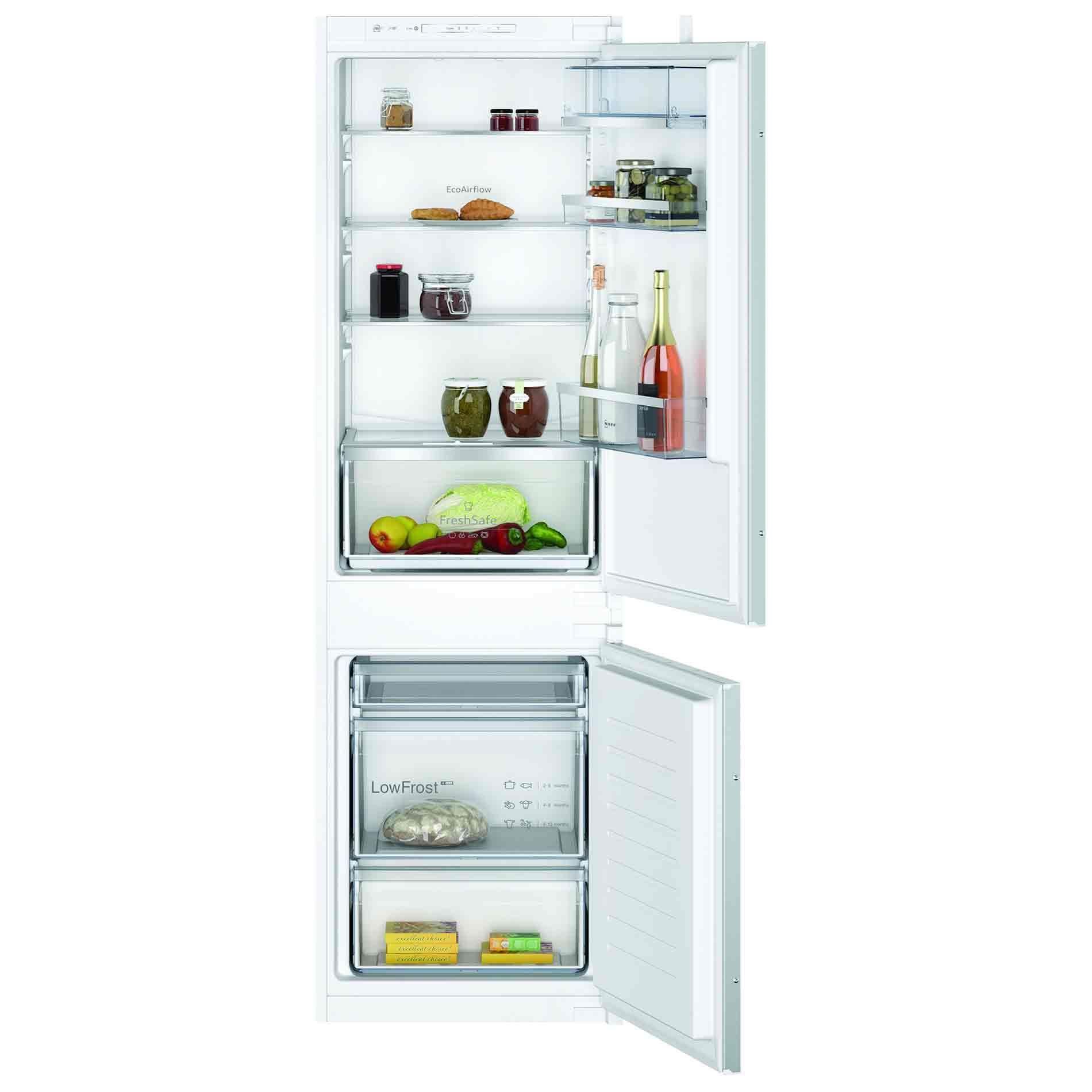 Picture of KI5862SE0G 60-40 Built-in Fridge Freezer